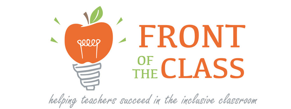 Front of the Class Website