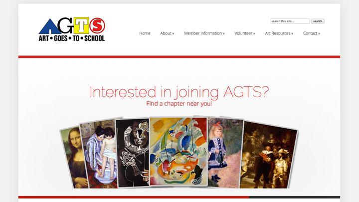 Art Goes To School