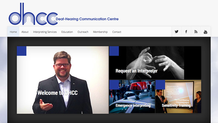 Deaf-Hearing Communication Centre
