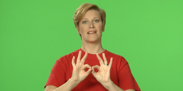 Religious Sign Language App for Toddlers, Children and their Parents