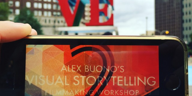 Alex Buono's Visual Storytelling 2